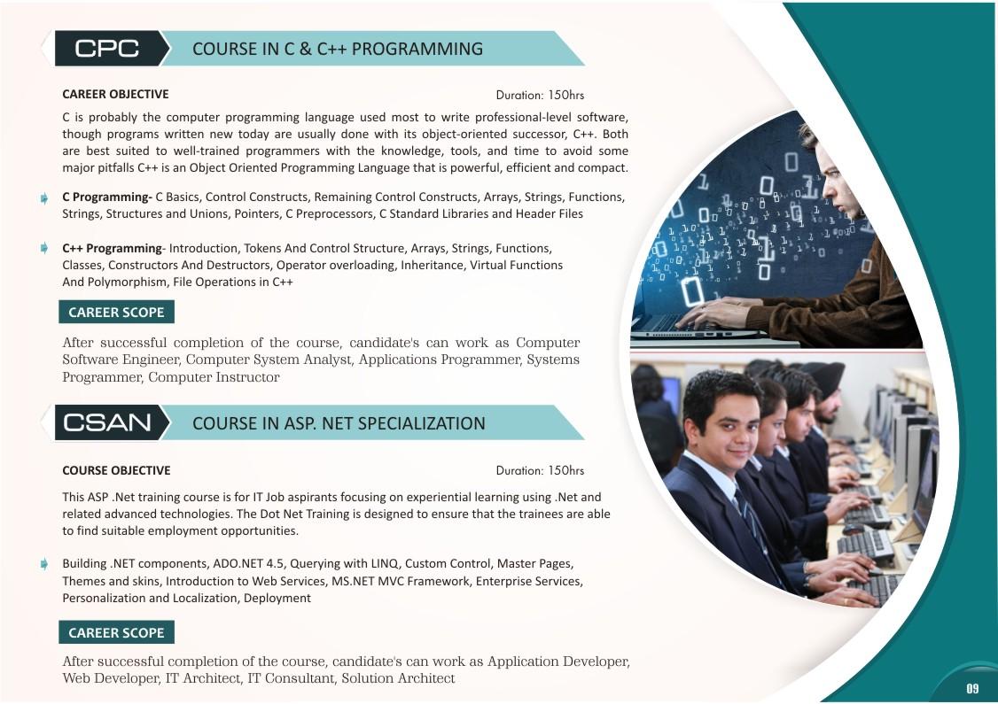 ASP.NET & Core Programming