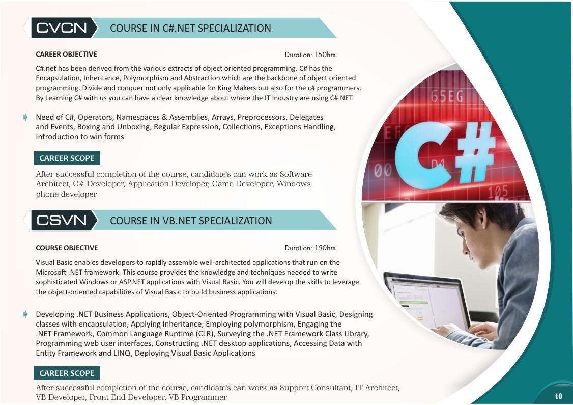 VB.NET & C#.NET